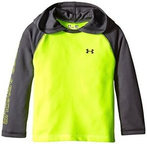 Under Armour Toddler Boys Active Hoodie High-VIS Yellow 3T