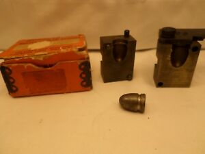 Lyman Ideal Bullet Mold Blocks 45 Cal.Bullet Casting