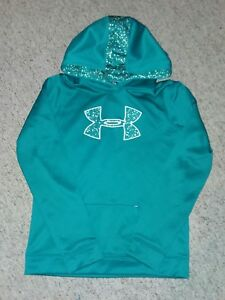 Under Armour UA Girls Size Youth L Pullover Hoodie