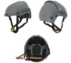 Lancer Tactical CP AF Style Airsoft Mil-Sim Helmet in Foliage Green CA-761G
