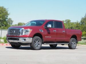2018 Nissan Titan SL Nissan Titan XD Cayenne Red with 5 Miles for sale!