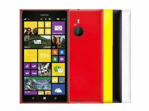 Nokia Lumia 1520 3G&4G Wifi NFC Wireless Charging 16GB 20MP Unlocked Phone