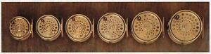 House of Hardy Gold Sovereign Limited Edition Reel Set of Six