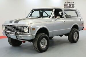 CHEVROLET BLAZER RESTORED HIGH DOLLAR BUILD FUEL INJECTED CALL 1-877-422-2940! FINANCING! WORLD WIDE SHIPPING. CONSIGNMENT. TRADES. FORD