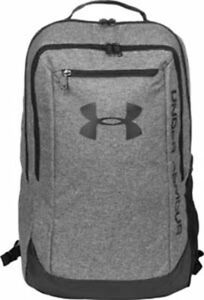 BACKPACK SPORTS GYM UNDER ARMOUR HUSTLE LDWR REFLECTOR