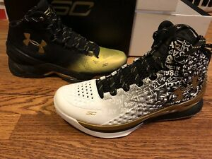 Under Armour UA Curry MVP B2B Pack - Size 11 - Stephen Curry Basketball Shoes