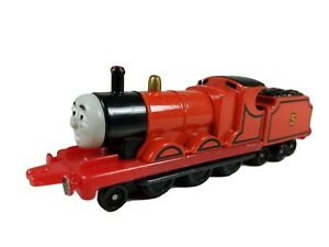 James the Red Engine from the Thomas & Friends ERTL Die-Cast Collection Train