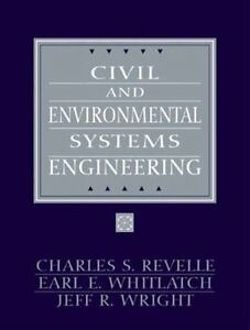 Civil and Environmental Systems Engineering 2nd Intl Edition $30.90