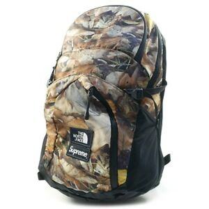 SUPREME  THE NORTH FACE 16 AW Pocono Backpack BROWN FREE