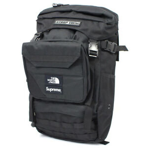 SUPREME  THE NORTH FACE 16 SS Steep Tech Backpack BLACK FREE