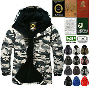 Authentic SOUTH PLAY Ski SnowBoard Jacket Jumper Parka Outdoor Blazer COLLECTION