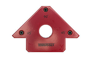 Magnetic Welding Angle Block 120 x 82mm Teng Tools MH75 $9.99