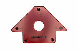 Teng Tools MH90 160 x 100MM Magnetic Welding Angle Block $22.99