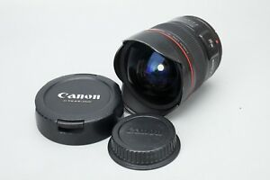 Canon EF 14mm f2.8 f2.8 L II USM Lens For 7D MK2 6D 5D Mark III IV MKII 5DS 1DX