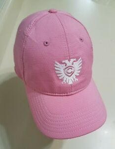 UNDER ARMOUR COLONIAL COUNTRY CLUB MEMPHIS WOMENS PINK GOLF BASEBALL HAT CAP