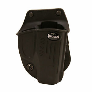 Fobus Evolution Paddle Holster For Ruger EC9S/LC9/LC380-Right Hand-RU2ND
