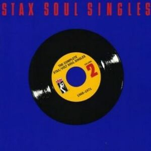 The Complete StaxVolt Soul Singles Vol. 2: 1968-1971 Fast Post 0025218441124