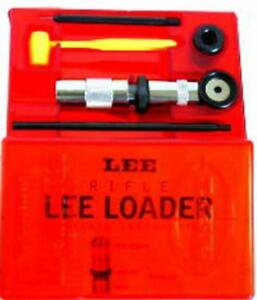 Lee Precision Hunting 223 Rem Spring Loader Reloading System Dies Kit Parts