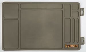 Lyman Products Essential Gun Maintenance Mat Oil Resistant Easy Clean