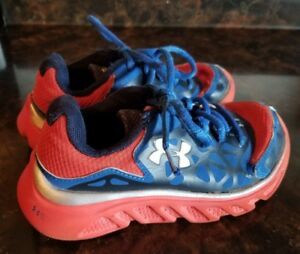 Under Armour Spine Boy's Toddler Shoes- Size 12K- Very Good Condition!