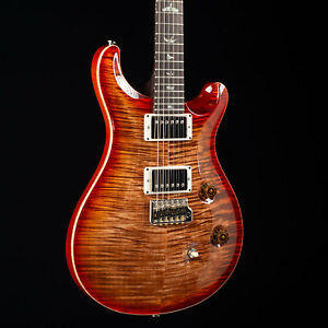 PRS Custom 24 10 Top Rosewood Neck Wood Library Autumn Sky 3170