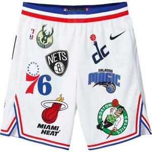 Supreme 18SS Nike NBA Teams Authentic Short White Small 1000% Authentic in Hand