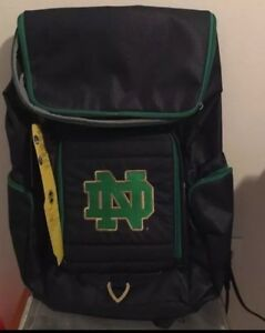 NWT UNDER ARMOUR STORM VX2 UNDENIABLE XL Backpack Notre Dame Fighting Irish Bag