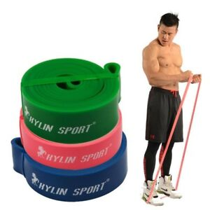 Bodybuilding Resistance Band Pull Up Strengthen Muscles Band