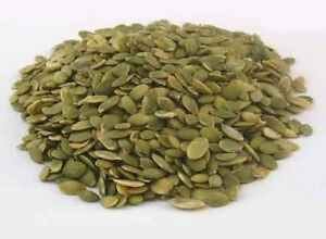 Pepitas (Pumpkin seeds) Roasted and Salted 2 lbs. Free Shipping
