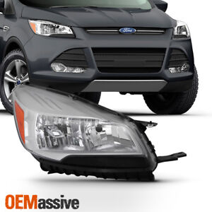 Fits 2013 2014 2015 2016 Ford Escape Passenger Right Side Headlight Replacement $109.99