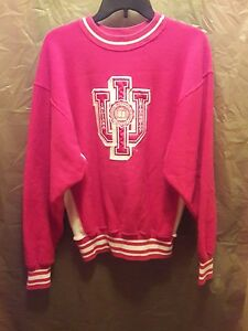 Vintage Indiana University Sweatshirt by Legends Athletic Wear Size LargeUSAB007