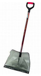 Power Blade Snow ShovelPusher 20 x 13-In.