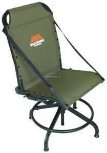 MILLENNIUM TREESTANDS SHOOTING CHAIR FOR TOWER STANDS SWIVELING ALUMINUM WSTE