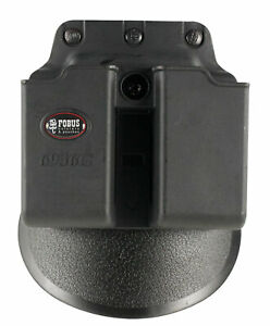 FOBUS MAG POUCH DOUBLE FOR GLOCK 36 PADDLE STYLE