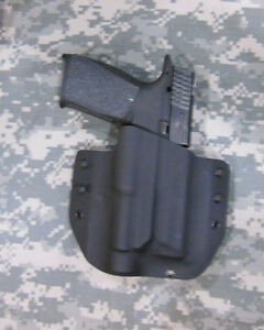 Smith & Wesson M&P 9/40 Compact TLR-7 Light Bearing Holster