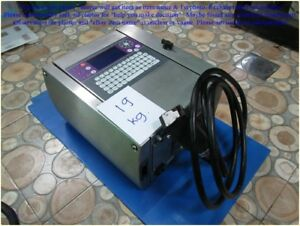 MARKEM IMAJE 9020 A28335 Printer as photo Untest As Is Buyer Pick updφm 054.