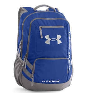 Under Armour UA Storm Hustle II [1263964-400] Backpack BlueGray