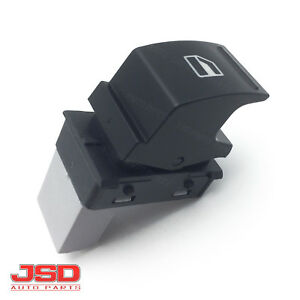 Rear Right Electric Door Window Switch For 2004 2012 Volkswagen Jetta Touareg $5.77