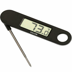 Taylor 1476 Compact Digital Folding Thermometer