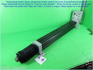 Kollmorgen 12-0857 Lead Screw Electric Cylinder without Motor as photo sn: dφm.