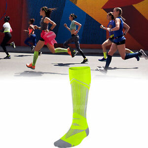 Nike Elite Graduated Compression Running Marathon Mens Womens Socks  SX4886-700