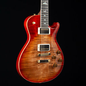 PRS McCarty Singlecut 594 Rosewood Neck Wood Library Autumn Sky 6602