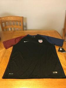 Nike USA Shirt Dream Team T-shirt Dri-fit Olympic Cycling Jersey S and XL
