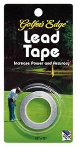 Unique Golf Lead Weight Tape For Putter Club Golfer Accessory Heavy Duty 934
