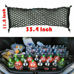 Car SUV Envelope Style Trunk Cargo Net Universal