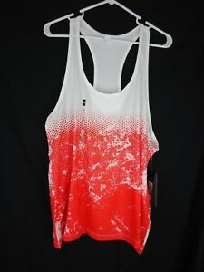 Under Armour Tank Top Womens Size 2XL Heat Gear New Loose Fit Athletic NWT