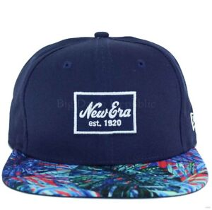 New Era 9Fifty Tropical Vibe 950V Original Fit Snapback Baseball Cap Trucker
