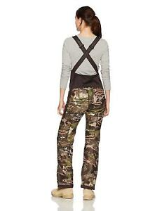 Under Armour UA Mid Season Bib Women's Hunting Pants Forest Camo 1282692
