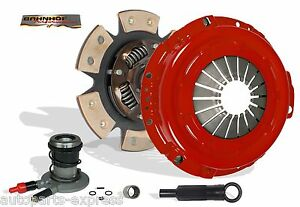 CLUTCH KIT WITH SLAVE STAGE 2 BAHNHOF FOR FORD RANGER BRONCO II AEROSTAR