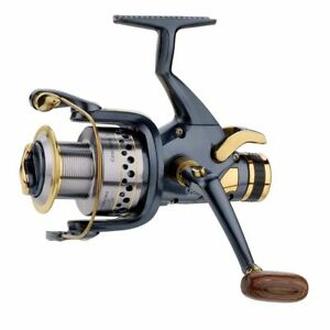 Fishing Bait Runner Reel Free Runner Spinning Reels SW40 SW50 SW60 Metal Fishing